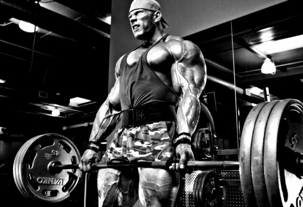 атлетический пояс и становая тяга