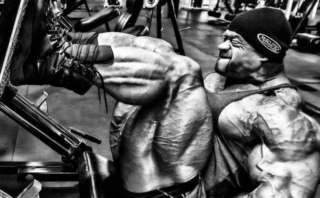 бренч уоррен тренировка ног