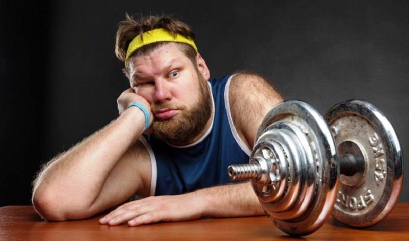 Набор массы мышц