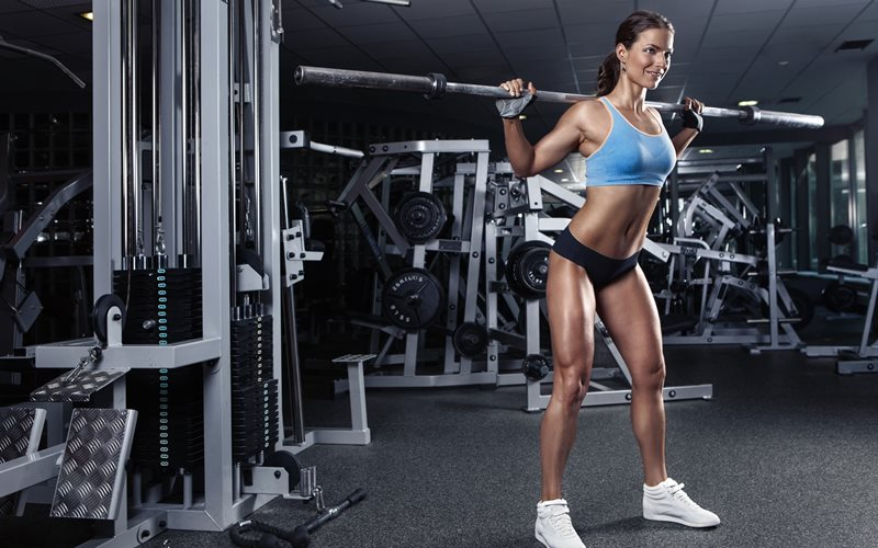 программа занятий в тренажерном зале для похудения